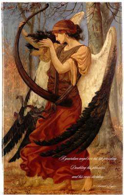 Risultati immagini per arcangelo azrael