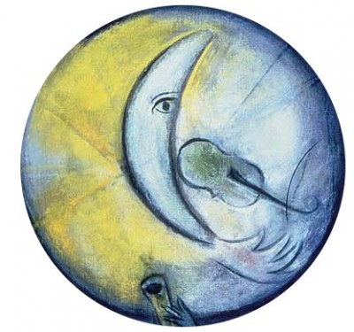 Chagall_Blaue Zirkus_luna