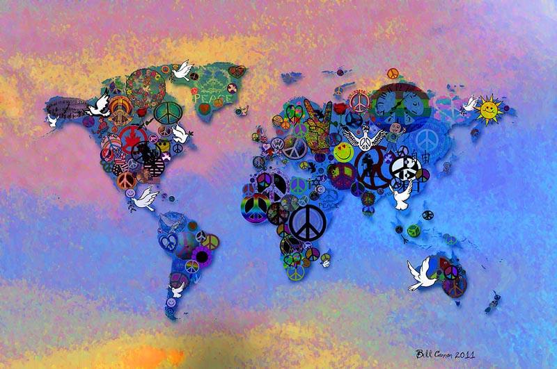 Amato La buona notizia del venerdì: La pace arriverà nel 2050 – Laurin42 VD39