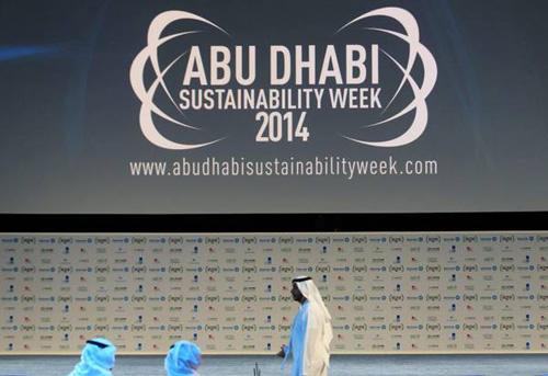 World Future Energy Summit 2014 in Abu Dhabi