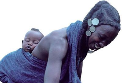 Mamma-africana-con-figlio