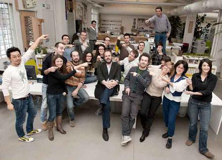 Cucinella laurin42 for Architetto italiano famoso