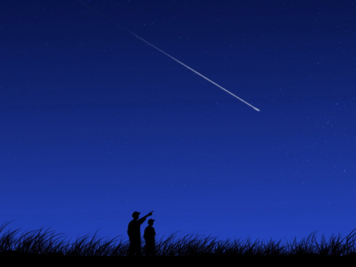 Perseid+Meteor+Shower