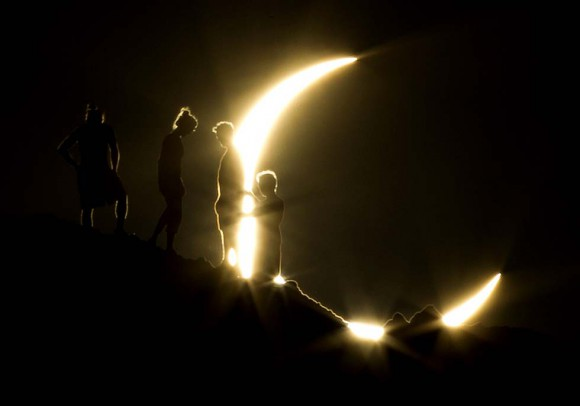 Photo Gallery Ring Of Fire Eclipse