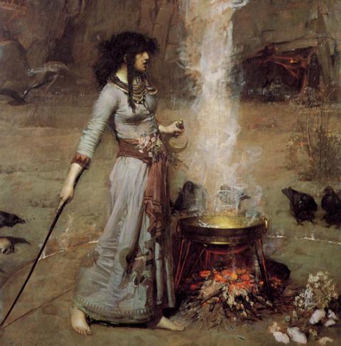 John William Waterhouse, 1886,