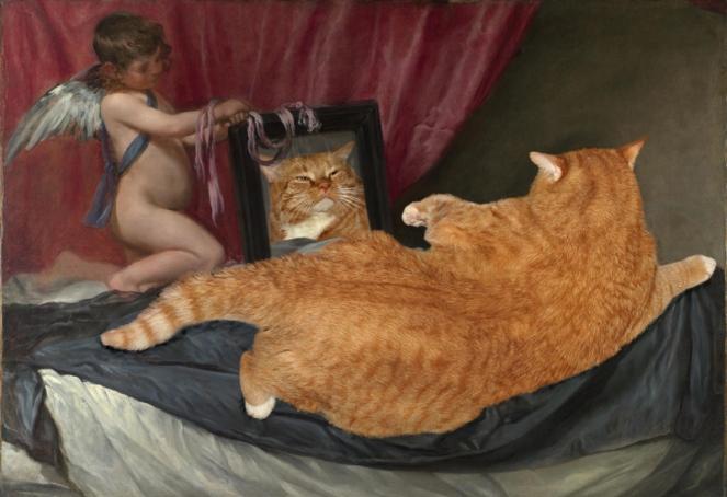 Velazquez_Venus_cat_w