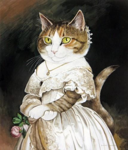 Preferenza Susan Herbert, la pittrice dei gatti – Laurin42 LP33