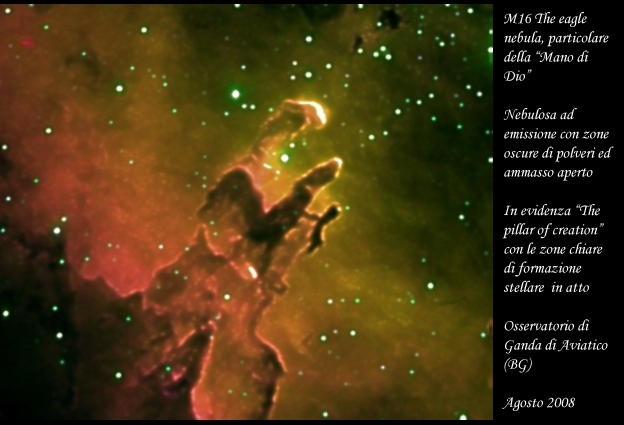 m16_eagle nebula_the pillar of creation_(la mano di Dio)