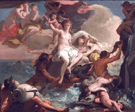 IL-TRIONFO-DI-VENERE--Gaetano-Gandolfi--1734-1802-