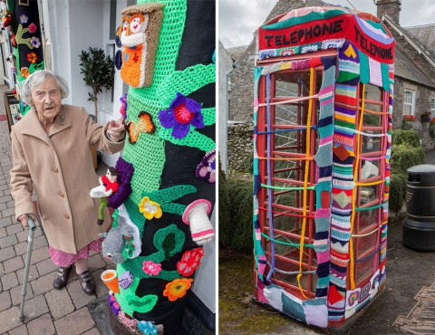 grandmother-yarn-bomb-uk-souter-stormers-knitting-104-year-old-grace-brett-3