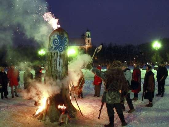 vilnius-lithuania-winter-solstice